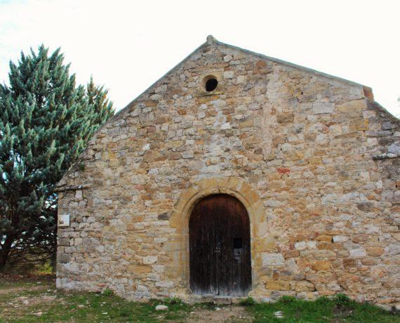 La chapelle Saint-Michel de Fuveau