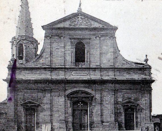 Patrimoine sacré de Lambesc