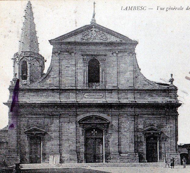 A la découverte du patrimoine religieux de Lambesc pour les Journées du Patrimoine 2016