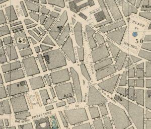 Plan de Marseille 1891